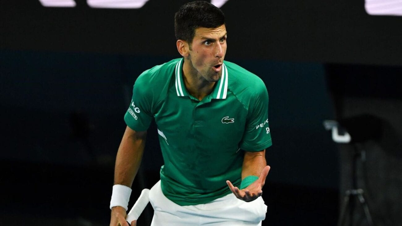 Did you see Novak Djokovic's latest tantrum? Looks like winning is everything for the tennis player. Check out these memes from the Australian Open 2021.