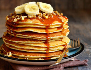 Heat up your griddle and grab your maple syrup, because today is Pancake Day! We've gathered the most delectable pancake recipes for you to whip up tonight.