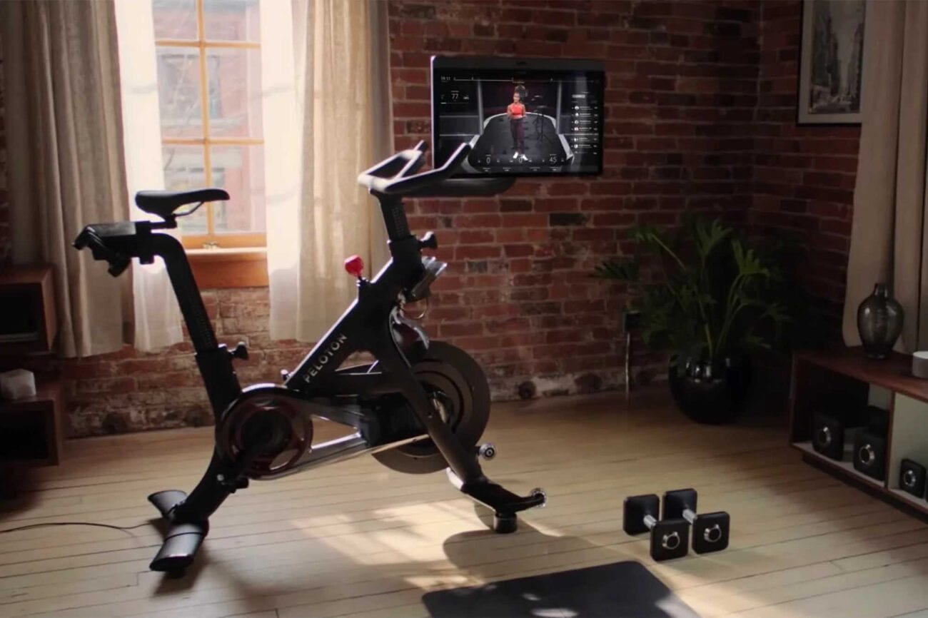 """Stationary bike company Peloton just wants to use the word """"spinning"""" in their ads, but a pesky trademark is making that hard. Here's why."""