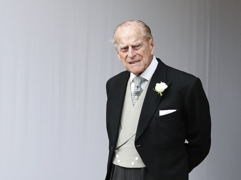 Prince Philip is in the hospital again with health issues. Find out if he'll be able to see his 100th birthday .