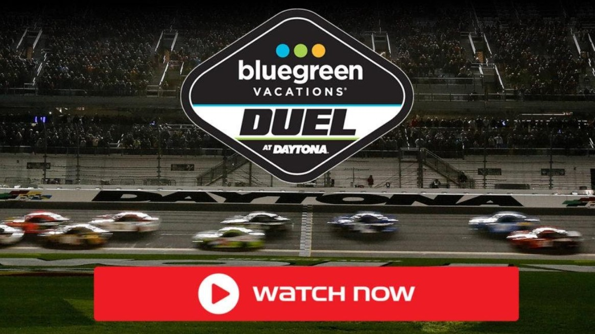 It's time for NASCAR's Bluegreen Vacations Duel races. Find out how to live stream the Daytona 500 race for free.