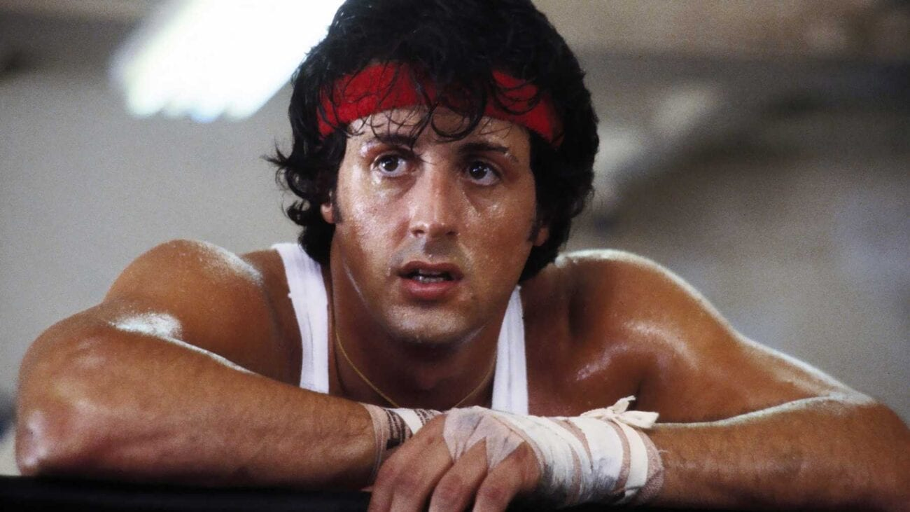 In the nostalgic mood to stream all the 'Rocky' movies? Get out your boxing gloves and see how you can have your 'Rocky' marathon here.