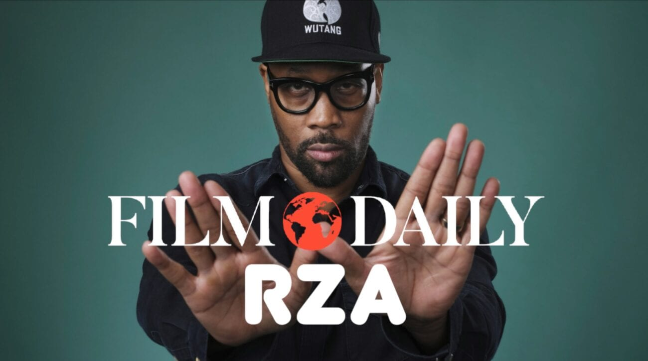 Robert Fitzgerald Diggs AKA RZA is known as a musician, filmmaker, and more. Learn more about Netflix Original 'Cut Throat City' in our interview.