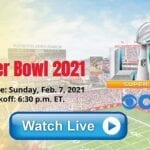 Super Bowl 2021 is here. Check out the best and free way to live stream the game from anywhere.