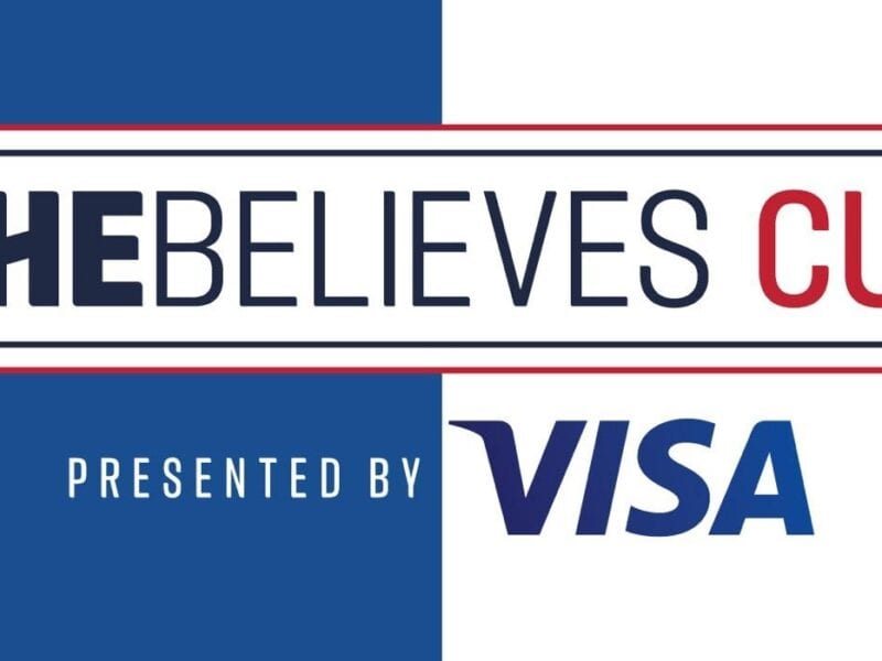 The United States' and Canada's National women's soccer teams will face off in the 2021 SheBelieves Cup. Check out the best ways to stream this match.