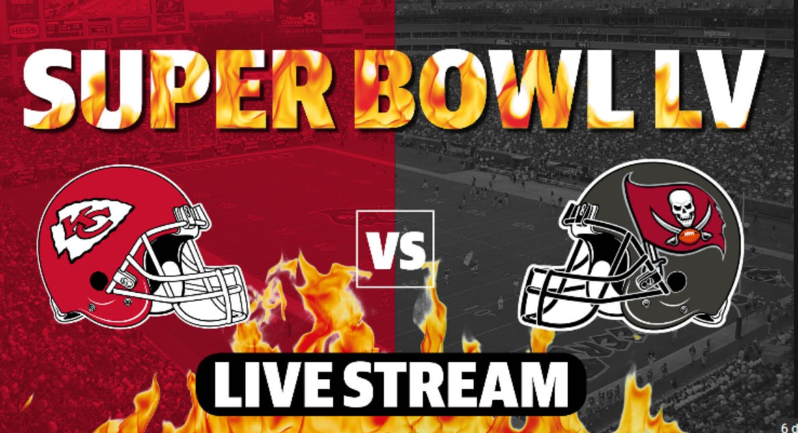 It's Super Bowl time. Find out how to live stream the Bucs vs Chiefs game online for free.