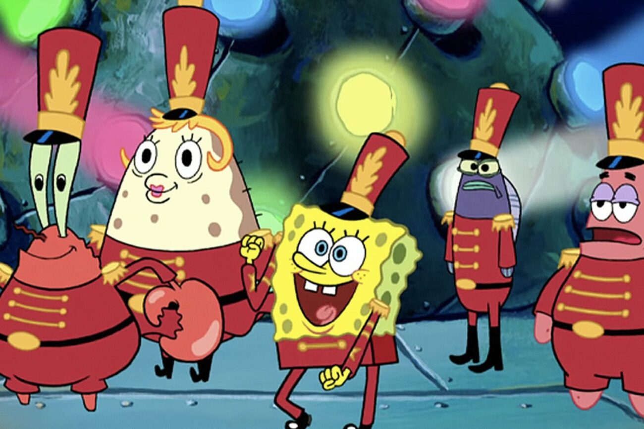 """SpongeBob fans were thrilled with the reference made during a Super Bowl commercial. Hearing the song """"Sweet Victory"""" was all they wanted."""