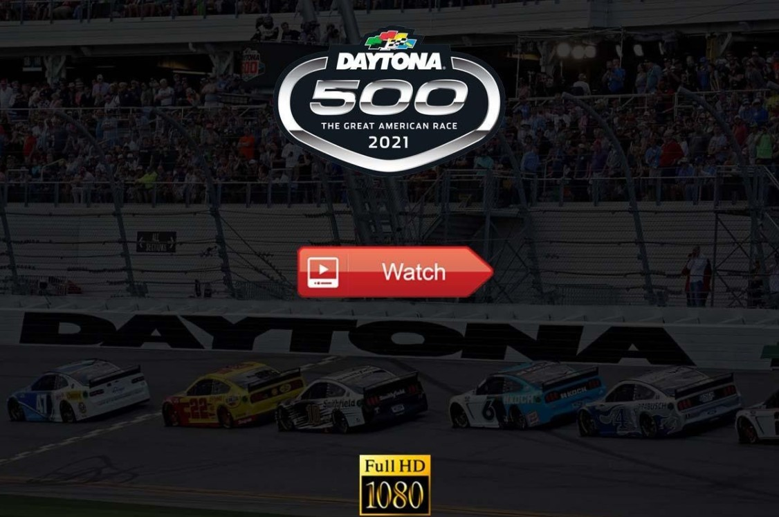It's time for NASCAR 2021. Find out how to live stream the Daytona 500 event online for free.