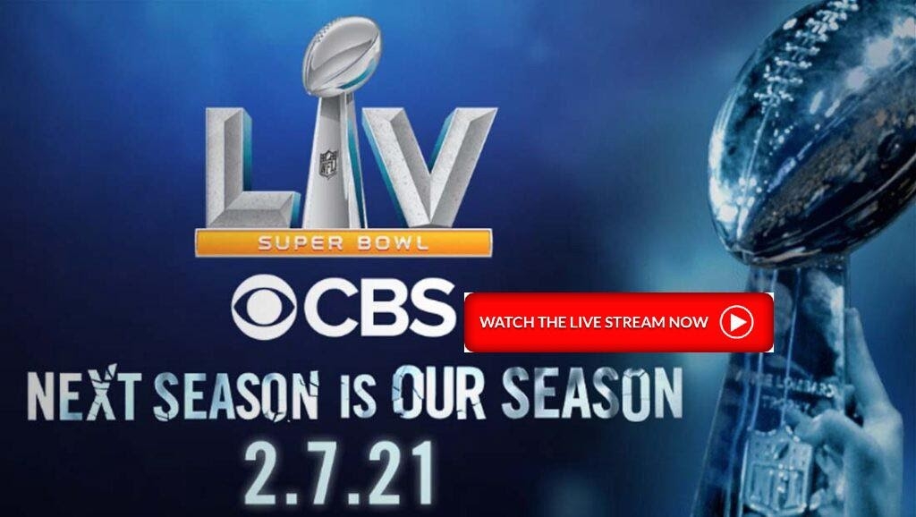 Super Bowl 55 is here, and it's time to live stream the biggest NFL game of the year. Here's all the ways you can watch the game.