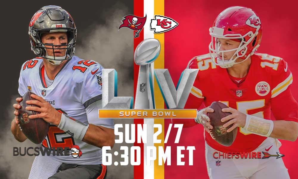 If you want to live stream the Chiefs vs Buccaneers game, here's the best NFL sites for Reddit streams free the Super bowl game on 7 Feb 2021.
