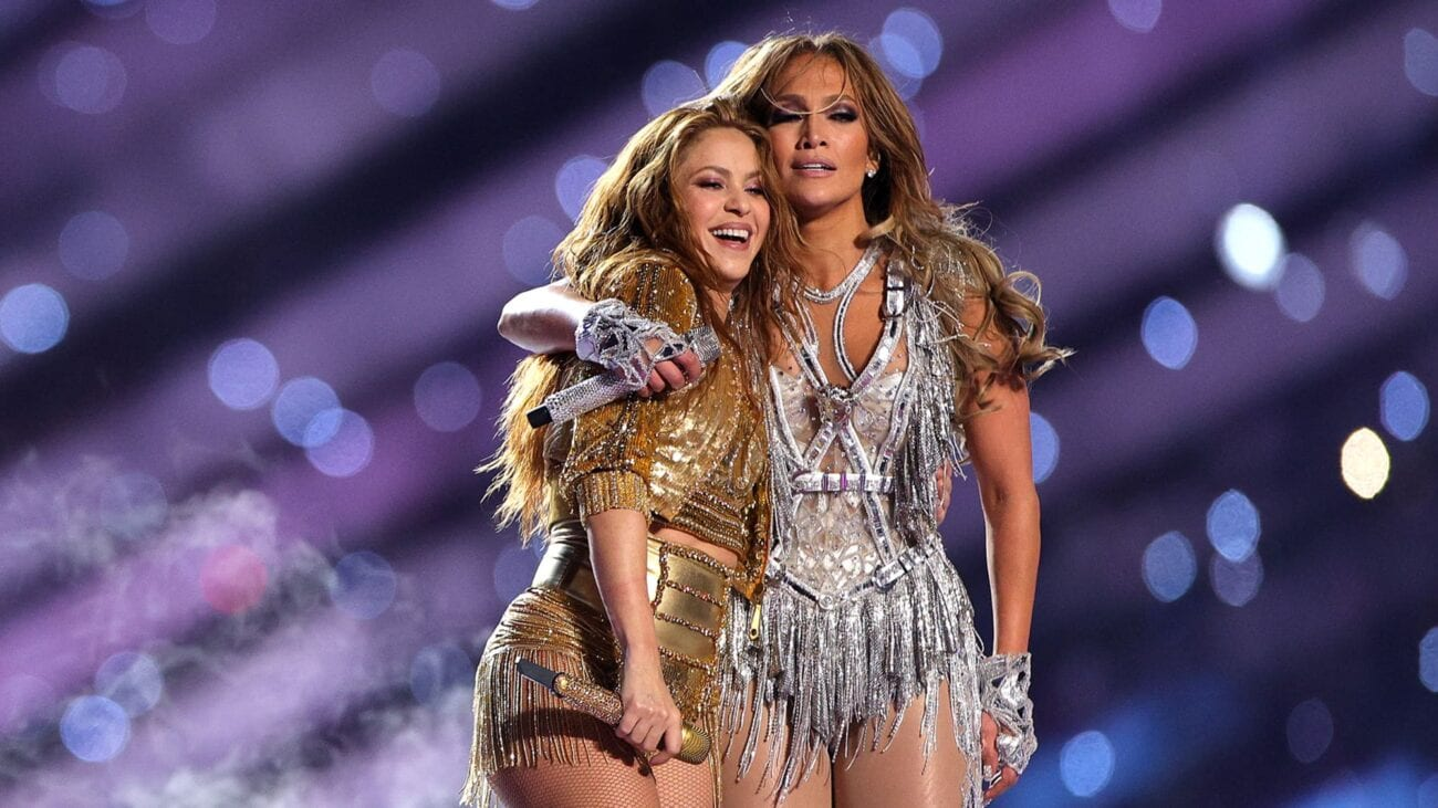 Do you remember all the Super Bowl halftime shows? No need to look further! Here's every iconic Super Bowl performance from Shakira to the Black Eyed Peas.