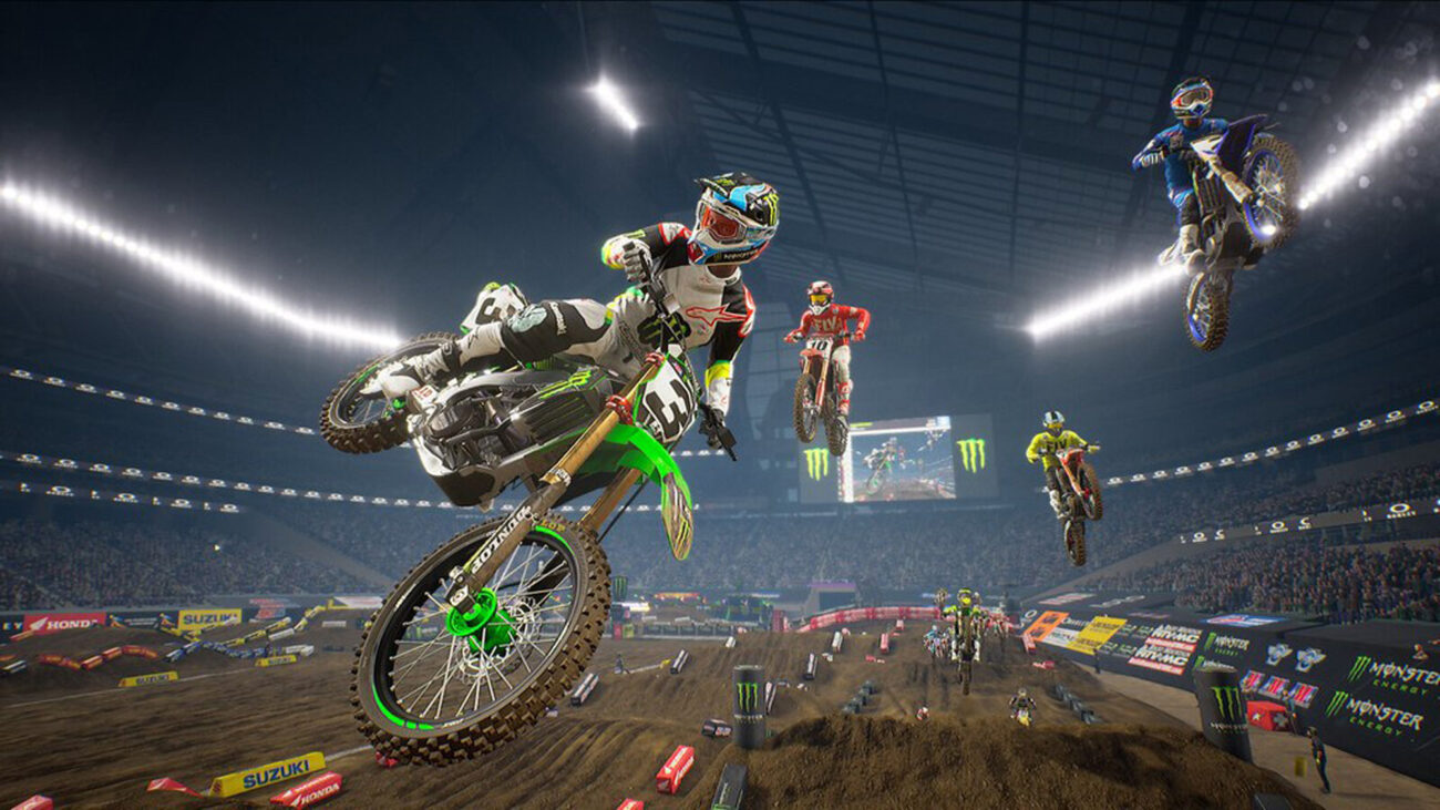 The sixth round of the 2021 season of Monster Energy AMA Supercross takes place this Saturday. Watch the live stream now.