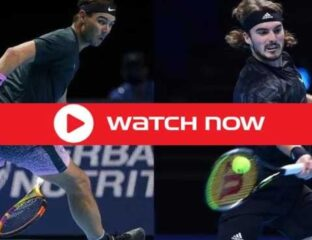 Nadal is gearing up to face Tsitsipas in the Australian Open. Find out how to live stream the match here.