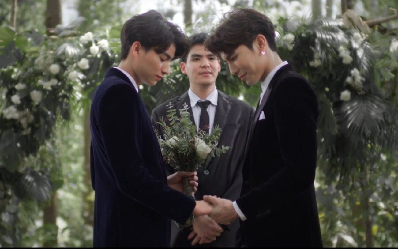 Is our favorite BL drama couple finally getting their happily ever after in the season finale? Get the scoop on the latest season of Tharntype here.