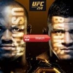 Kamaru Usman is set to face Gilbert Burns. Find out how to live stream the UFC 258 fight for free online.
