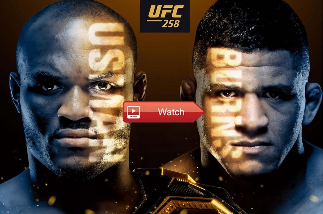 UFC 258 has arrived. Find out how to live stream the UFC event on Crackstreams and online for free.