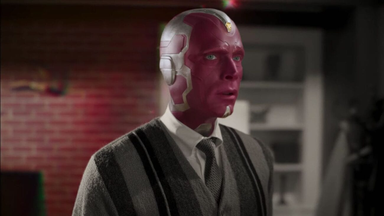 Is Vision doing to die *again* at the end of 'WandaVision'? Dive into why we're worried about the end of 'WandaVision' season 1.